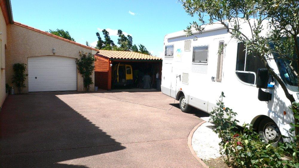 Aire camping-car à Maureillas-las-Illas (66480) - Photo 5